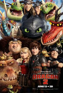 HTTYD 2 Poster