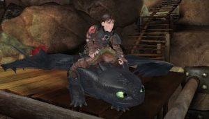 How to Train Your Dragon 2 video game screenshot