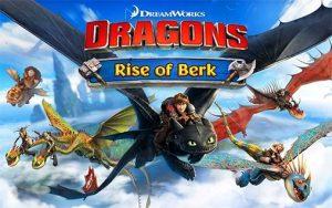 Dragons: Rise of Berk loading screen
