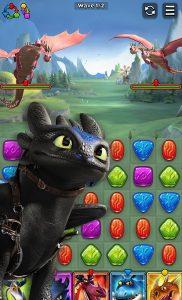 Dragons: Titan Uprising screenshot