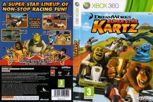 Photo of super star kartz racing game